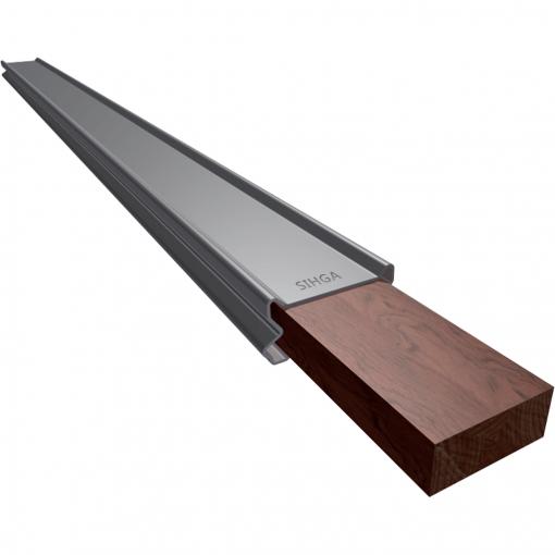 Aliuminio Profilio Terasos Lagės SymbioFix SFT