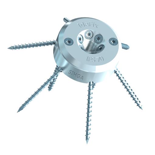 Medinių Sijų Sujungimo Tvirtinimai IdeFix IFS 710