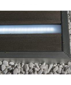 Terasos LED apšvietimas