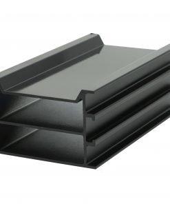 Aliuminio Profilio Terasos Lagės RELO K