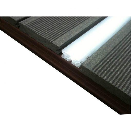 Integruojamas Terasos LED Apšvietimas